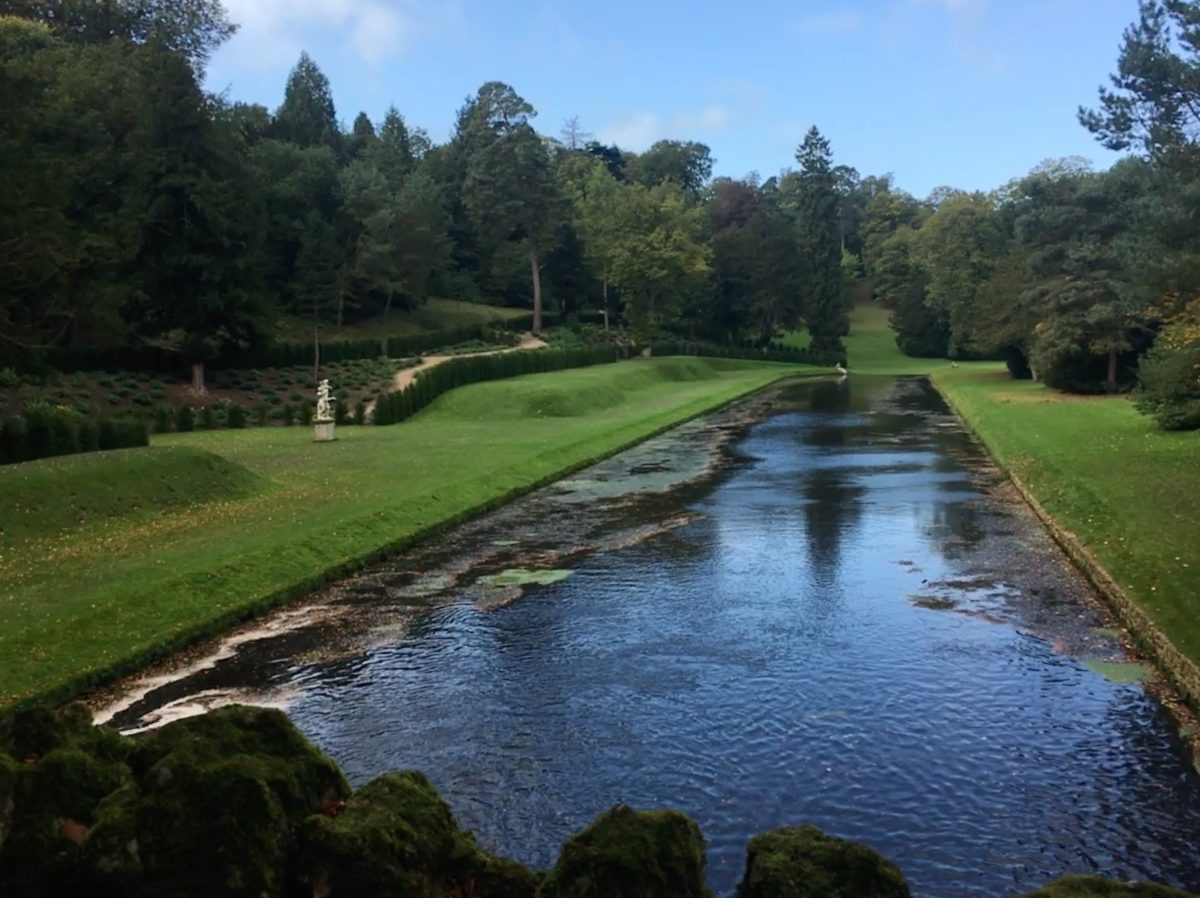 Studley Royal And Fountains Abbey