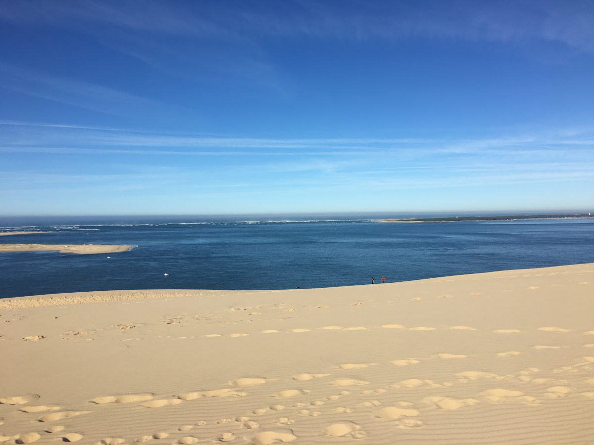 Finding Summer in Arcachon