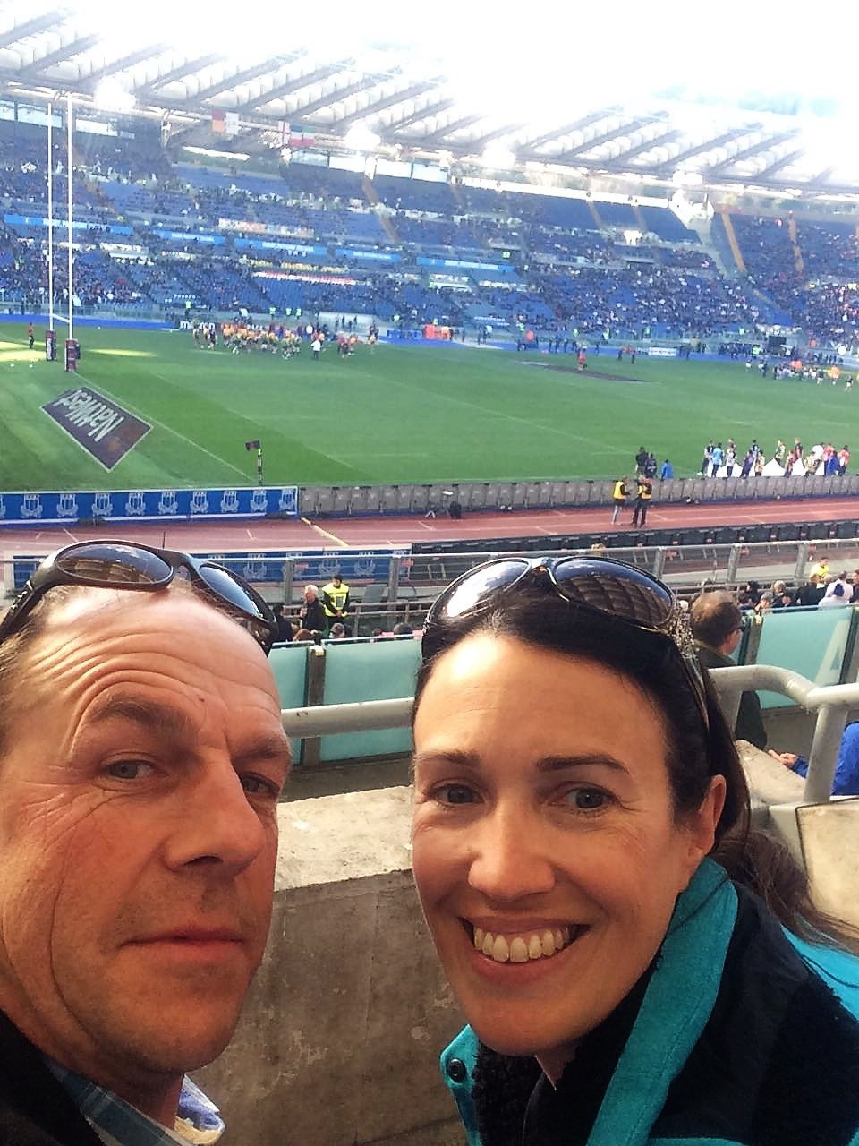 Six Nations Rugby in Italy