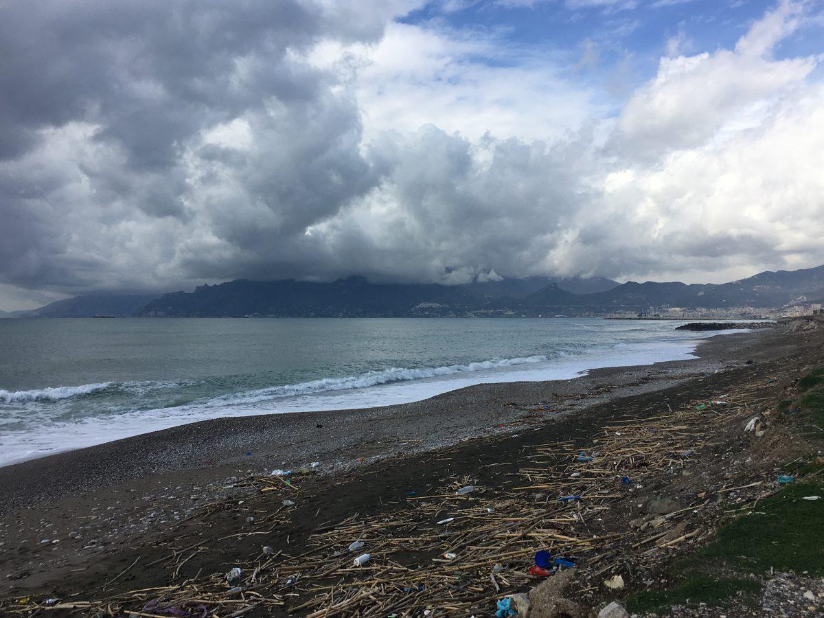 An Unsuccesful Seaside Jaunt
