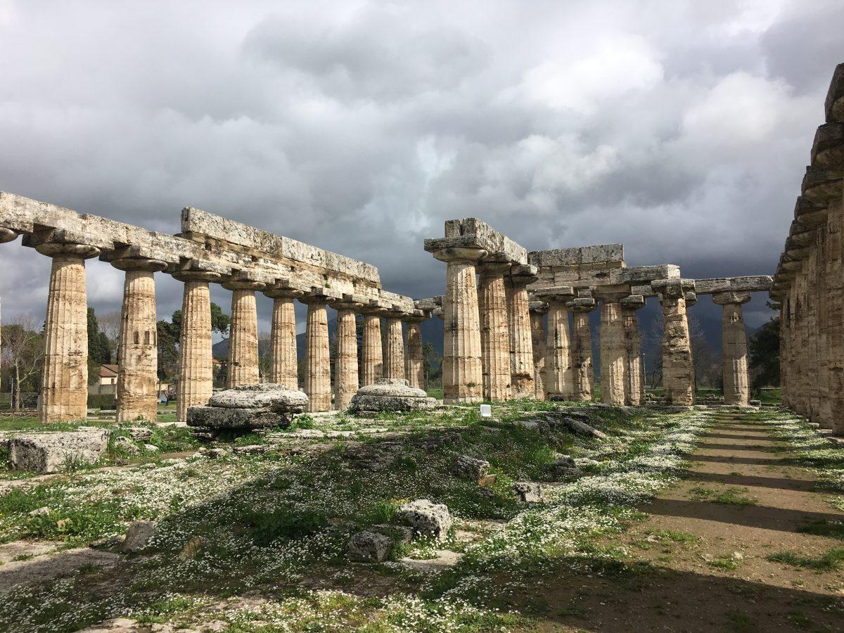 Greek Temples in Paestum