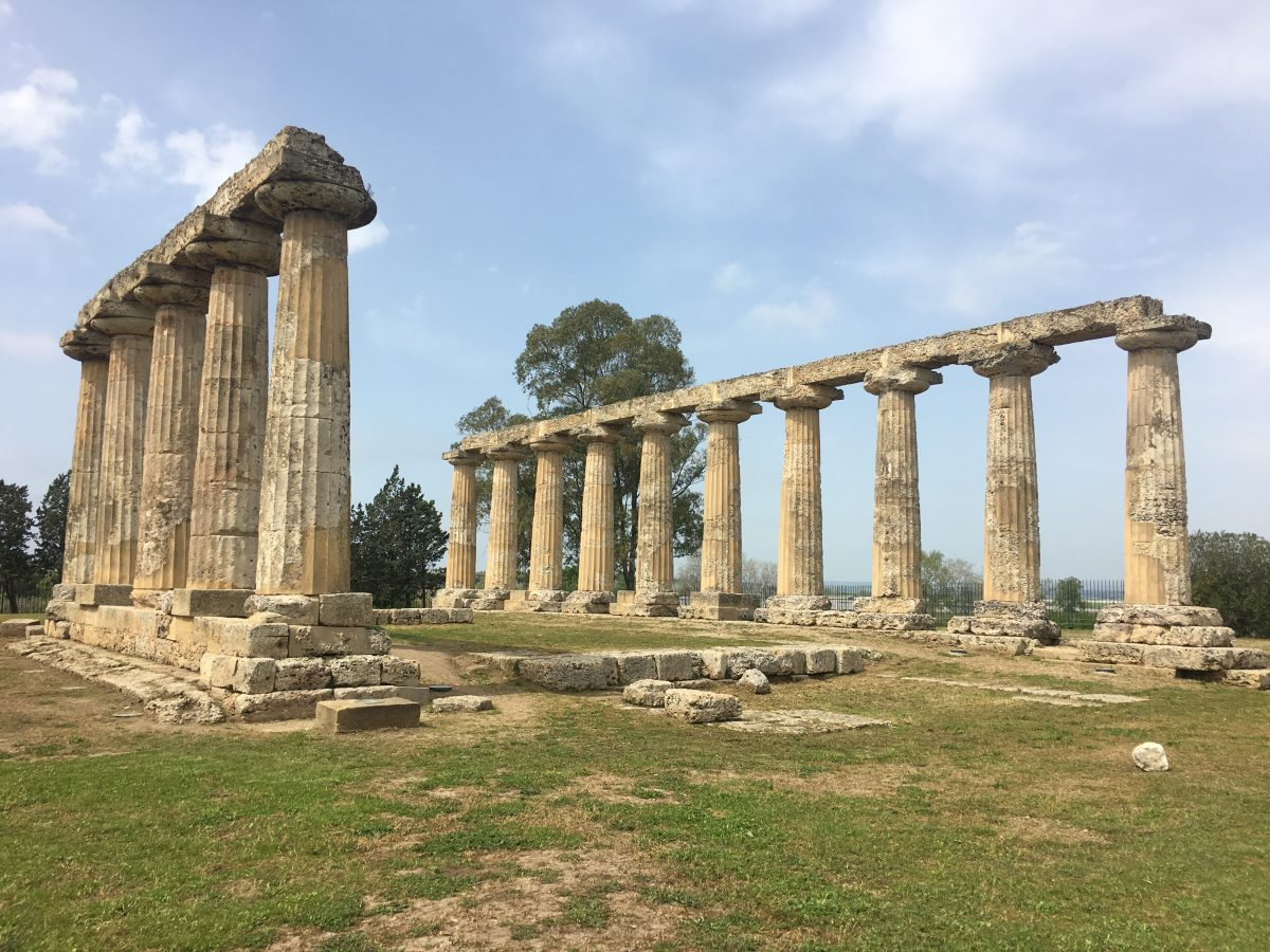A Brief Trip to Some More Greek Ruins