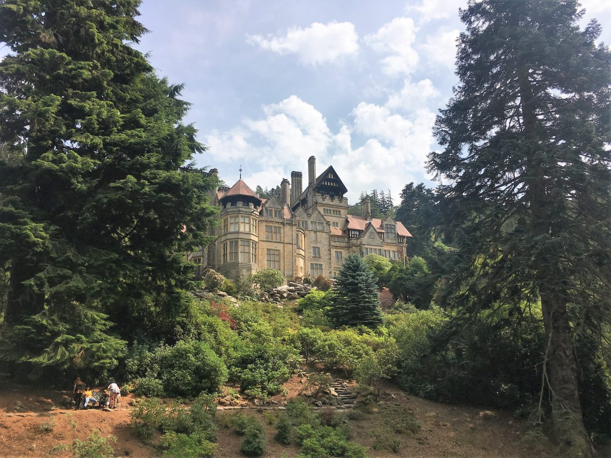 A Visit to Cragside and a Long Journey South
