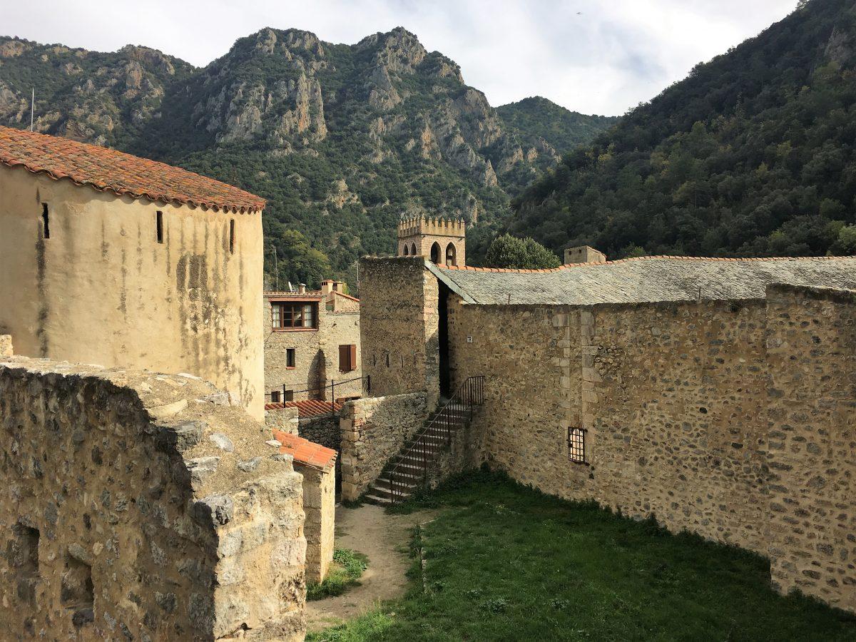 Tourist Attractions at Villefranche de Confluent