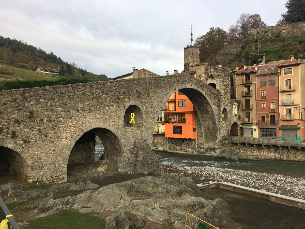 Heading Into Spain: Gothic Bridges and Pyrenean Chamois