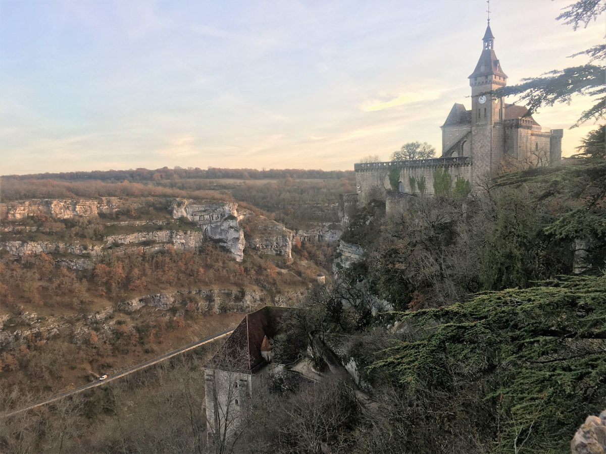 Visiting the Pilgrimage Town of Rocamadour